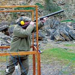 Clay & Sports Target Shooting